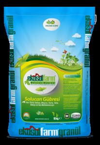 EkosolFarm%100 Organic Worm Casting® Granule