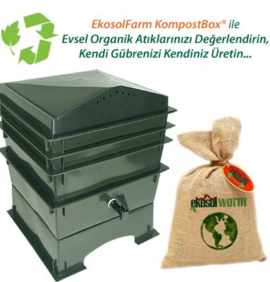 EkosolFarm KompostBox_2in1