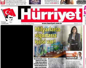 Hurriyet gazetesi Solucan Gubresi Burcin Karababa