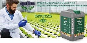 AgraGron BioHumagro Humik Fulvik Asit Germany