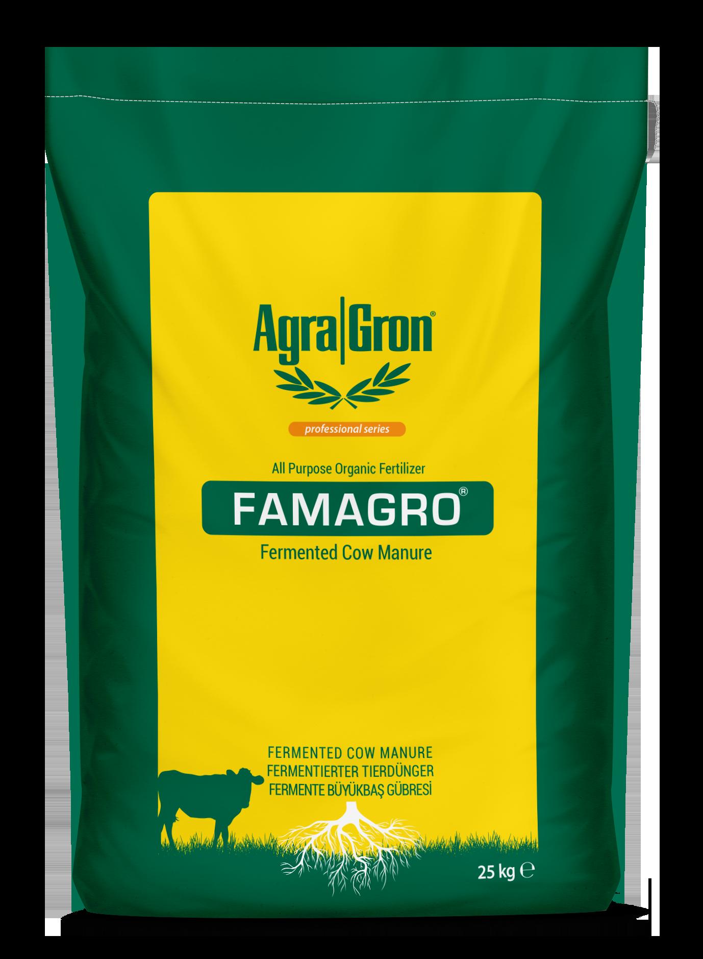 AgraGron FamAgro Organik Gubre