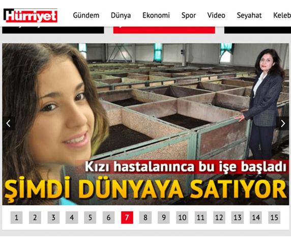 Ekosol Haberler Hurriyet Gazetesi 2014