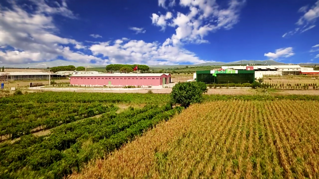 EkosolFarm Manisa Fabrikası
