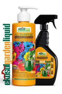 EkosolFarm 500 ml sıvı solucan gübresi organik gubre