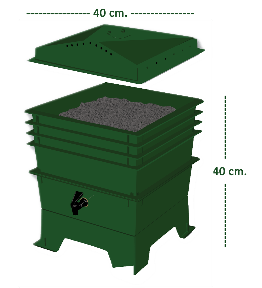 EkosolFarm KompostBox®