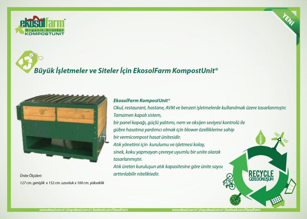 EkosolFarm KompostUnit