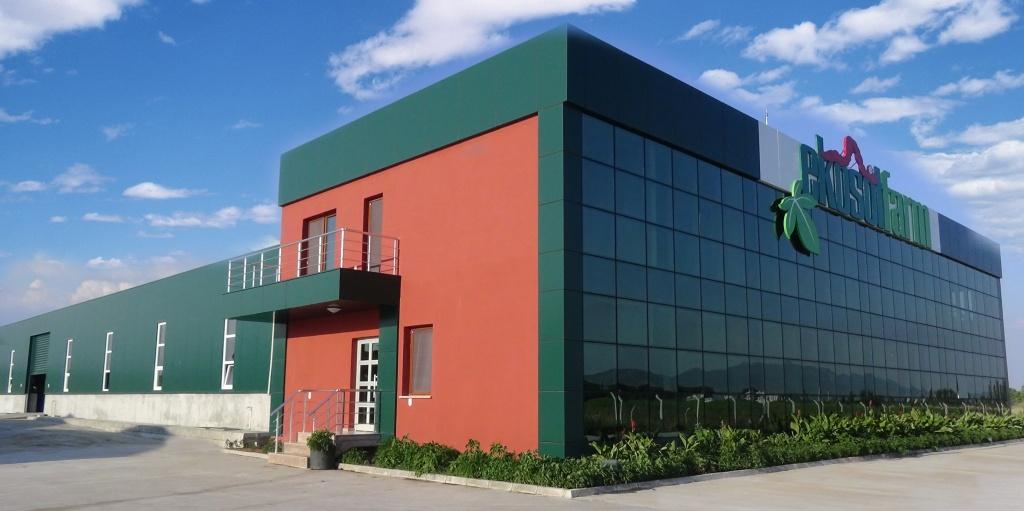 EkosolFarm Fabrika