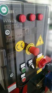 solucan gübresi sürekli akış sistemi sas kontrol panel