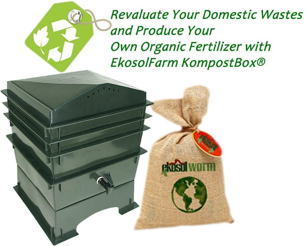 EkosolFarm KompostBox