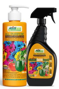 ekosolfarm garden 500 ml sivi solucan gubre + spray