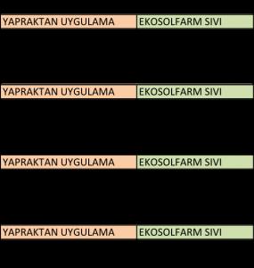 seker pancari uygulama tablosu